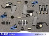 ANDA indikátory- 3ks v kufírku, dioda M+M+M