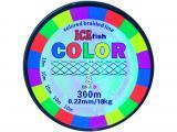 Šňůra Color 300m ICE fish