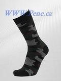 Rybářské , lovecké zimní Termo ponožky maskované