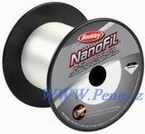 Rybářský Nano vlasec Berkley Nanofil 125m
