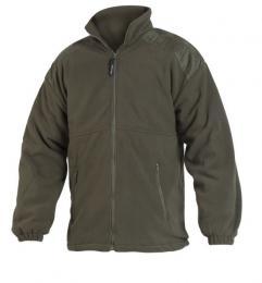 Rybářská fleecová bunda z dvouvrstvého fleecu - zvětšit obrázek
