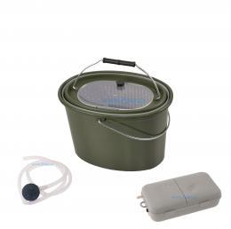 Řízkovnice Ice Fish 7 L + vzduchovací motorek zdarma - zvětšit obrázek