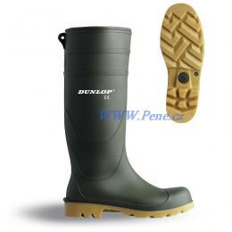 Rybářské Holinky Dunlop Ecofort Universal Green - zvětšit obrázek