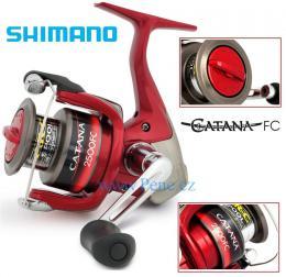 Naviják Shimano Catana 4000 FC - zvětšit obrázek