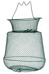 Rybářský drátěný vezírek kulatý průměr 25 cm - zvětšit obrázek