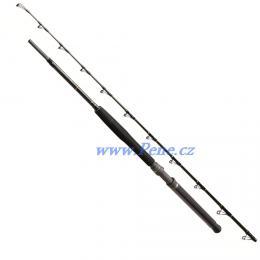 Prut ICE fish Guner 2,25m 300-600g na mořský rybolov - zvětšit obrázek