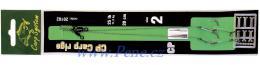 Kaprové návazce CP 2ks Carp system návazec na boilies C.S. - zvětšit obrázek