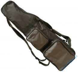 Obal 2 komory 90cm C.S, taška na pruty Carp system, futrál  - zvětšit obrázek
