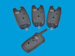 Sada signalizátorů záběru FLAT PROF 3+1 Carp Zoom - zvětšit obrázek