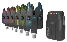 Sada Signalizátorů Flajzar Fishtron Neon TX 4+1 - zvětšit obrázek
