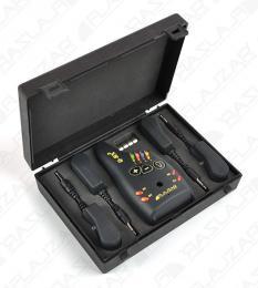 Sada Flajzar 4+1, 4x Micro TX + Přijímač Q-RX2 - zvětšit obrázek