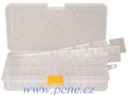 Rybářská plastová krabička stavitelná E14 JSA fish - zvětšit obrázek