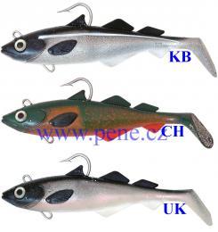 ICE fish nástraha ryba SEI Keler 22cm 365g - zvětšit obrázek