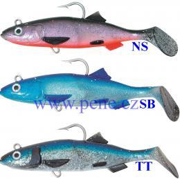 ICE fish nástraha ryba SILT Sleď 20cm 295g - zvětšit obrázek