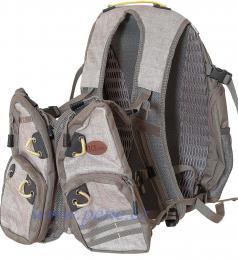 Vesta s batohem na přívlač ICE fish - zvětšit obrázek