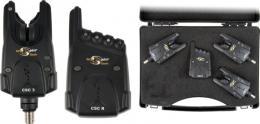 Sada signalizátorů Carp Spirit 3x CSC 3 a 1x CSC R sada 3+1 - zvětšit obrázek