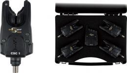 Sada signalizátorů Carp Spirit 4x CSC 3 a 1x CSC R sada 4+1 - zvětšit obrázek