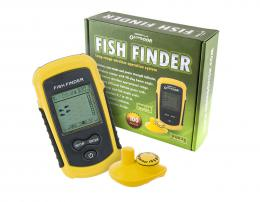 Bezdrátový sonar Energo team Energofish Fish Finder echolot - zvětšit obrázek