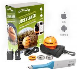 Energofish Outdoor Smart sonar bezdrátový echolot Luckylaker - zvětšit obrázek
