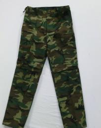 Maskáčové kalhoty velikost S pas 70 - 81 cm - zvětšit obrázek