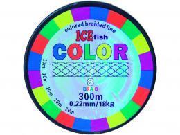 Šňůra Color 300m ICE fish - zvětšit obrázek