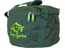 Taška na krmení a nástrahy C.S. Carp system - zvětšit obrázek