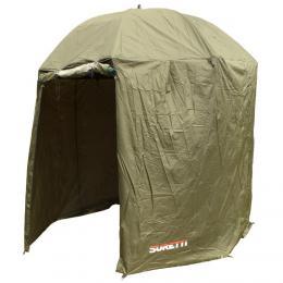 Přehoz na děštník z PVC 2,5m Suretti - zvětšit obrázek
