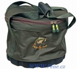 Rybářský boilie bag, taška na boilies C.S. Carp system - zvětšit obrázek