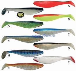 Rybářská vláčecí ryba Monster Shad 25cm riper - zvětšit obrázek
