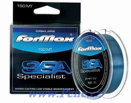 Rybářský vlasec Formax Sea 300m - zvětšit obrázek