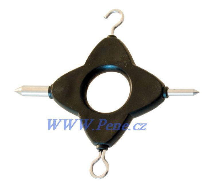 Carp System Rybářský dotahovač uzlů s jehlou na uzly Carpsystem Knot Puller