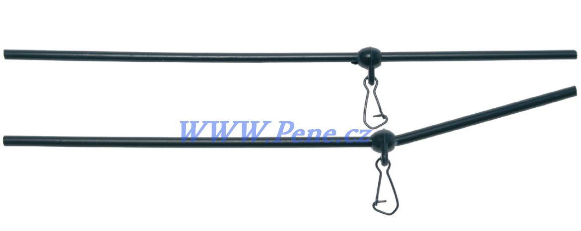 Carp System Rybářský průjezd na tyčce 15cm Carp system 3ks C.S