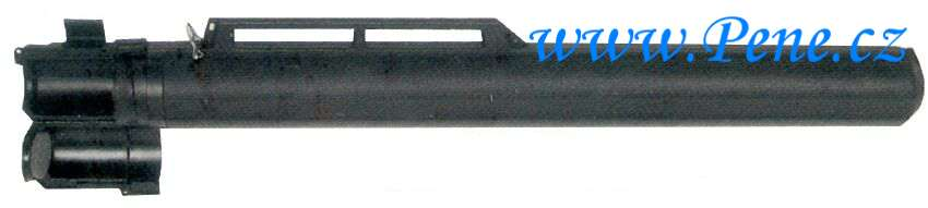 JSA fish Rybářský tubus ( futrál ) na pruty plastový výsuvný 160 - 215cm