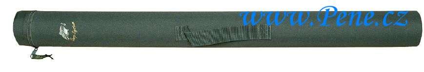 Carp System Rybářský tubus ( futrál ) na prut zelený C.S. 130 - 205cm