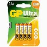 Alkalická baterie GP AAA - UltraAlkaline
