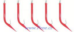Treskové papriky červené 12/0 5ks ICE fish - zvětšit obrázek