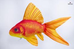 Polštáø Zlatá rybka 60cm, polštáøek GABY