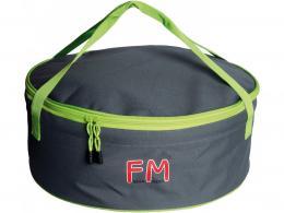 Vanička nylonová skládací s víkem na zip FM - zvětšit obrázek