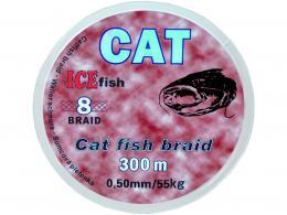 Šňůra Cat 0,50 mm / 50 kg 300m - zvětšit obrázek
