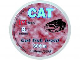 Šňůra Cat 0,60 mm / 67 kg 300m - zvětšit obrázek