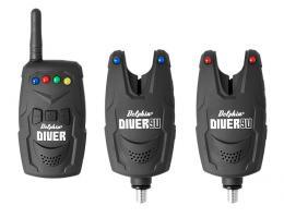 Sada Signalizátorů Delphin Diver  9V 2+1 - zvětšit obrázek