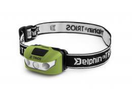 Čelová lampa Delphin TRIOS - zvětšit obrázek