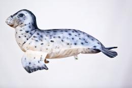 Polštář Tuleň Mini 36 cm, polštářek GABY - zvětšit obrázek