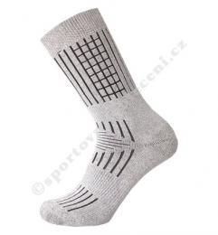 Rybáøské Zimní ponožky s protiskluzovým streèem Nupce