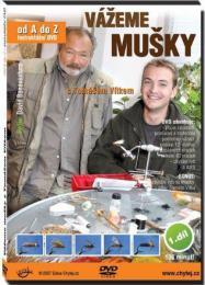 DVD Vážeme mušky s Tomášem Vítkem