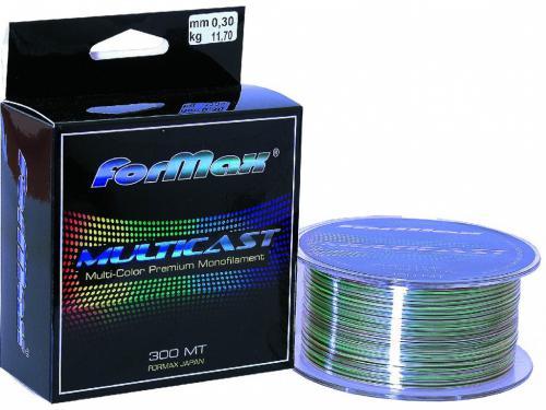 Rybáøský vlasec Multicast 300m 0,20 0,25 0,30 0,35mm
