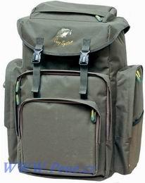 Rybářský batoh C.S. zelený 120 L Carp system - zvětšit obrázek