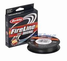 Rybářská Šňůra Fireline Šedá 0,12mm - 6,8kg  AKCE!! Berkley - zvětšit obrázek