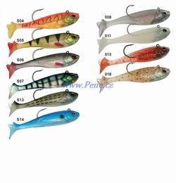 Rybářská vláčecí ryba s háčkem ICE fish 12cm - 28g - zvětšit obrázek