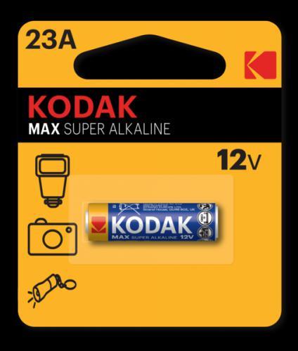 Alkalická baterie Kodak 23AE 12V
